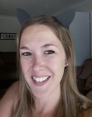 wearing ears