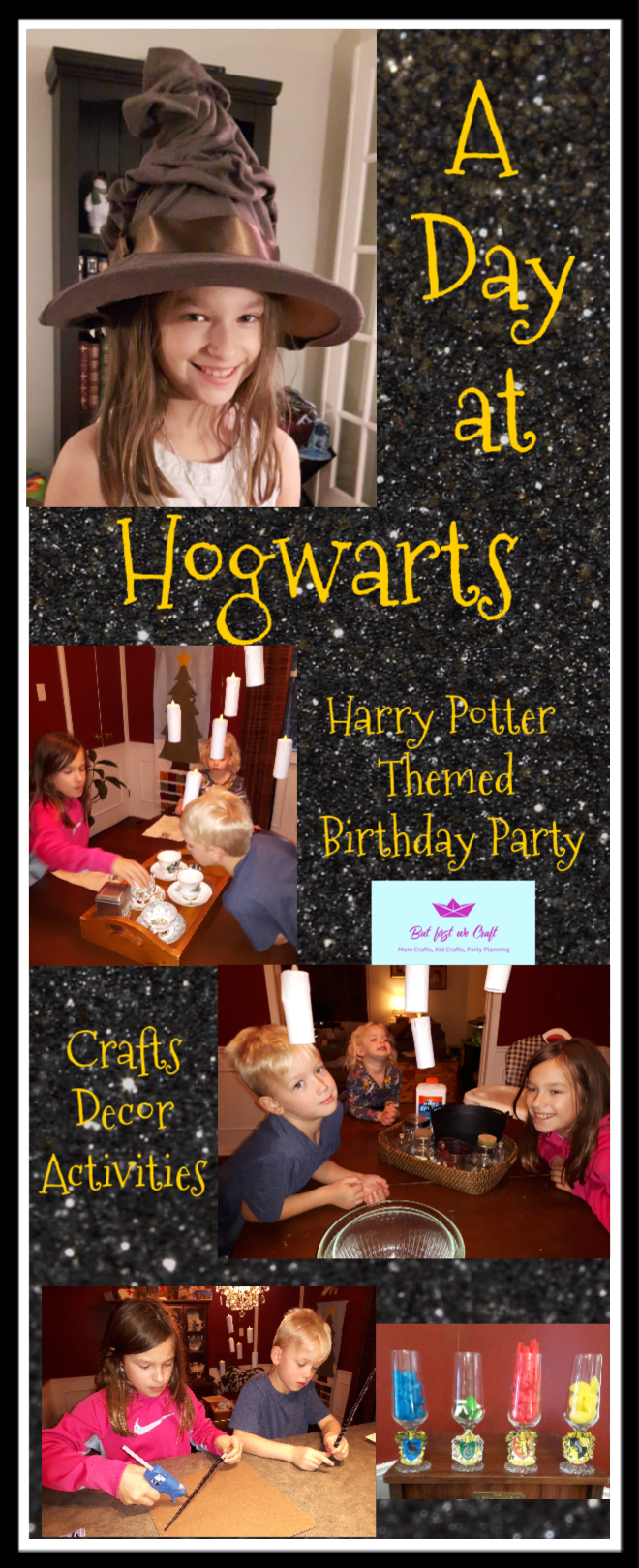 Pinterest Harry Potter