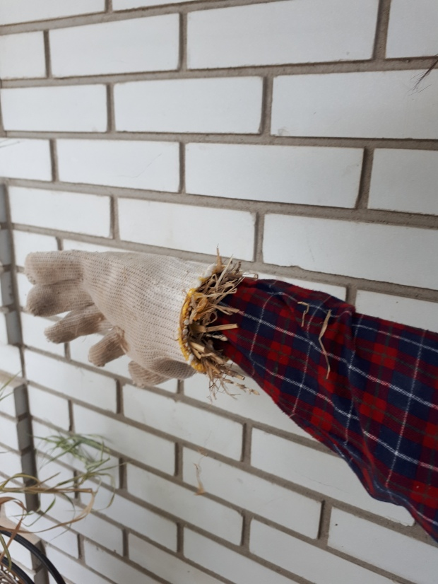 scarecrow hand