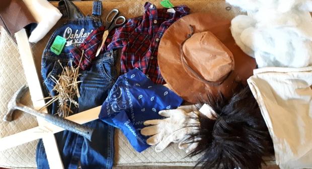 Scarecrow supplies