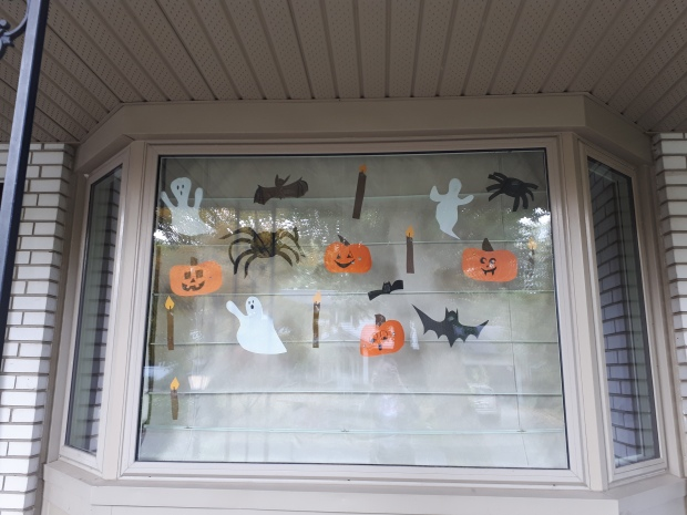 Halloween Window 11